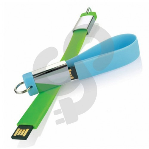 Silicone Bracelet USB Drive USB-0501