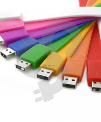 Silicone Wristband USB Drive Model 001 USB-0502