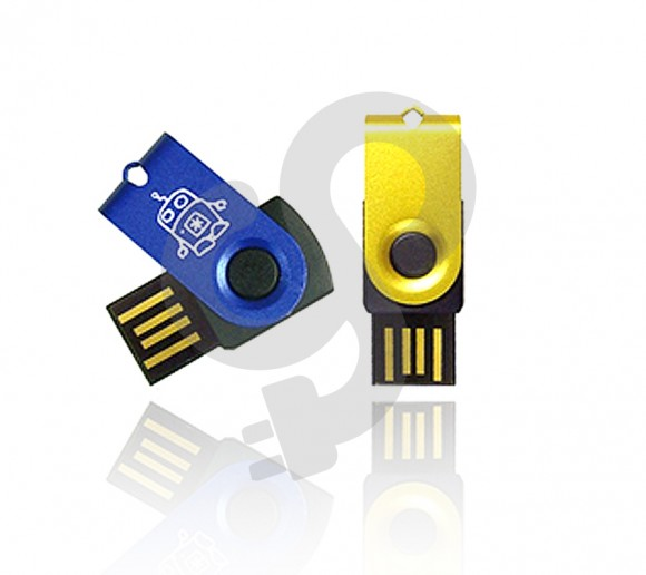 Mini Twister USB Drive USB-0103