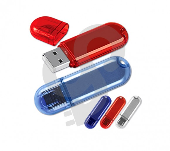 Plastic USB Drive Model 018 USB-0319