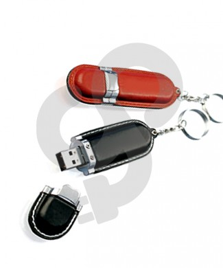 Leather USB Drive Model 006 USB-0411