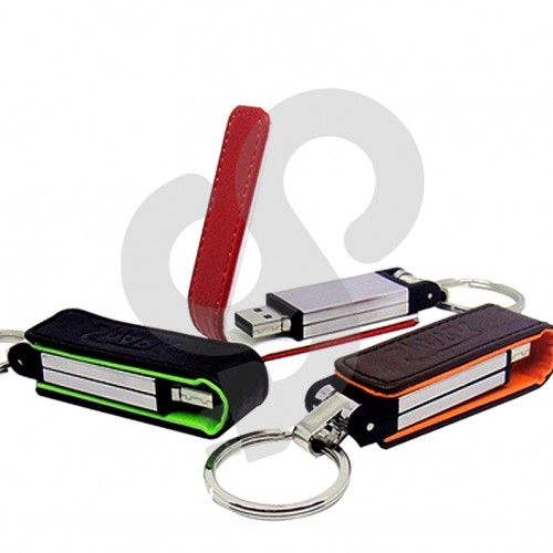 Leather USB Drive Model 009 USB-0414