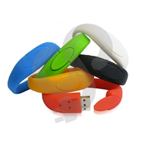 Silicone Wristband USB Drive Model 002 USB-0503