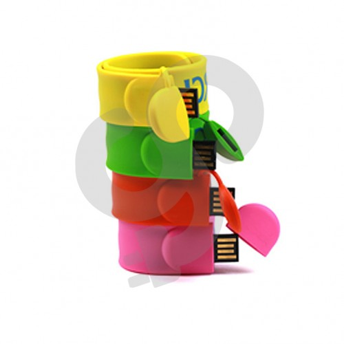 Slap Bracelet USB Drive USB-0504