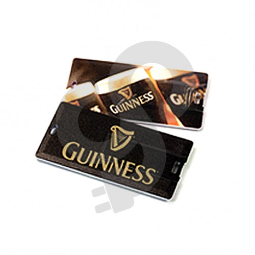 Rectangle Credit Card USB Drive USB-0805