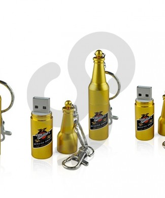 Bottle Shaped USB Drive USB-0908