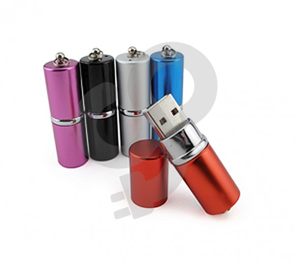 Lipstick Shaped USB Drive USB-0918