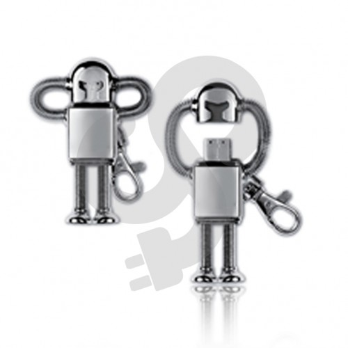 Robot Shaped USB Drive USB-0919