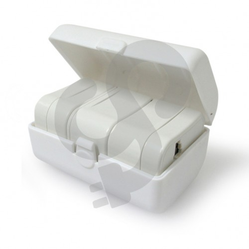 Travel Adaptor With USB Module TRA-0005